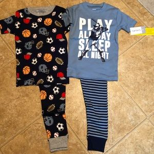 Boys Sports Pajamas